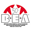 Best Employers Award for 50-Plus Canadians from the Workplace Institute